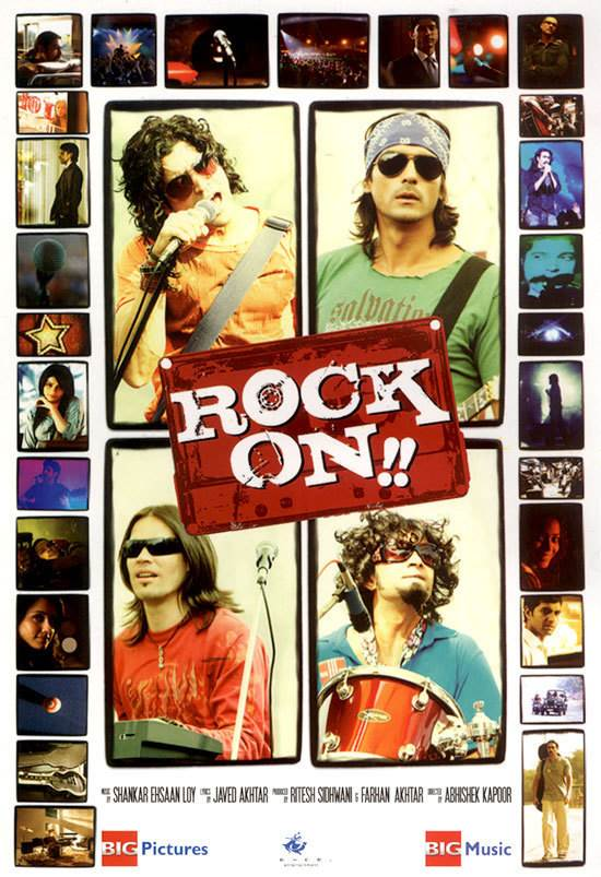 Rock On!! Movie Review