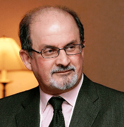 Salman Rushdie English Actor