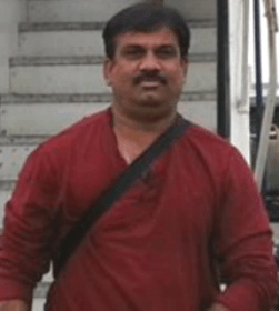 Sangamesh B Halgatti Kannada Actor