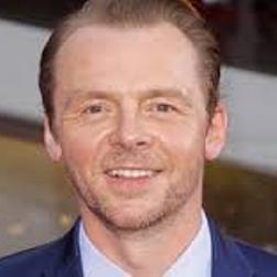 Simon Pegg English Actor