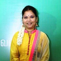 Sumathi Sri Tamil Actress