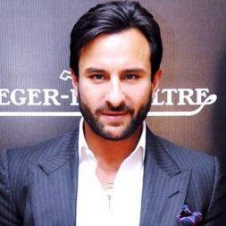 Saif Ali Khan Hindi Actor