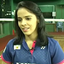 Saina Nehwal Hindi Actress