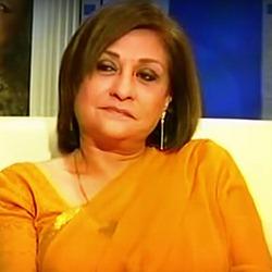 Samina Ahmad Hindi Actress