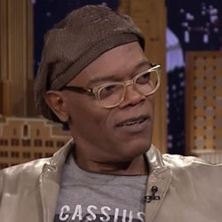 Samuel L. Jackson English Actor