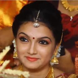 Saranya Mohan Tamil Actress