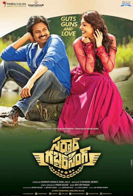 Sardaar Gabbar Singh Movie Review
