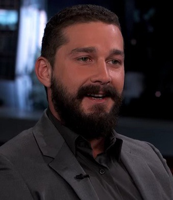 Shia LaBeouf English Actor