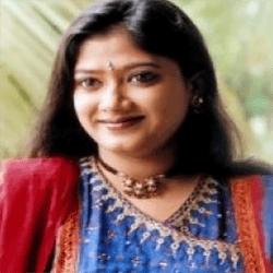 Srilekha Parthasarathy Tamil Actress