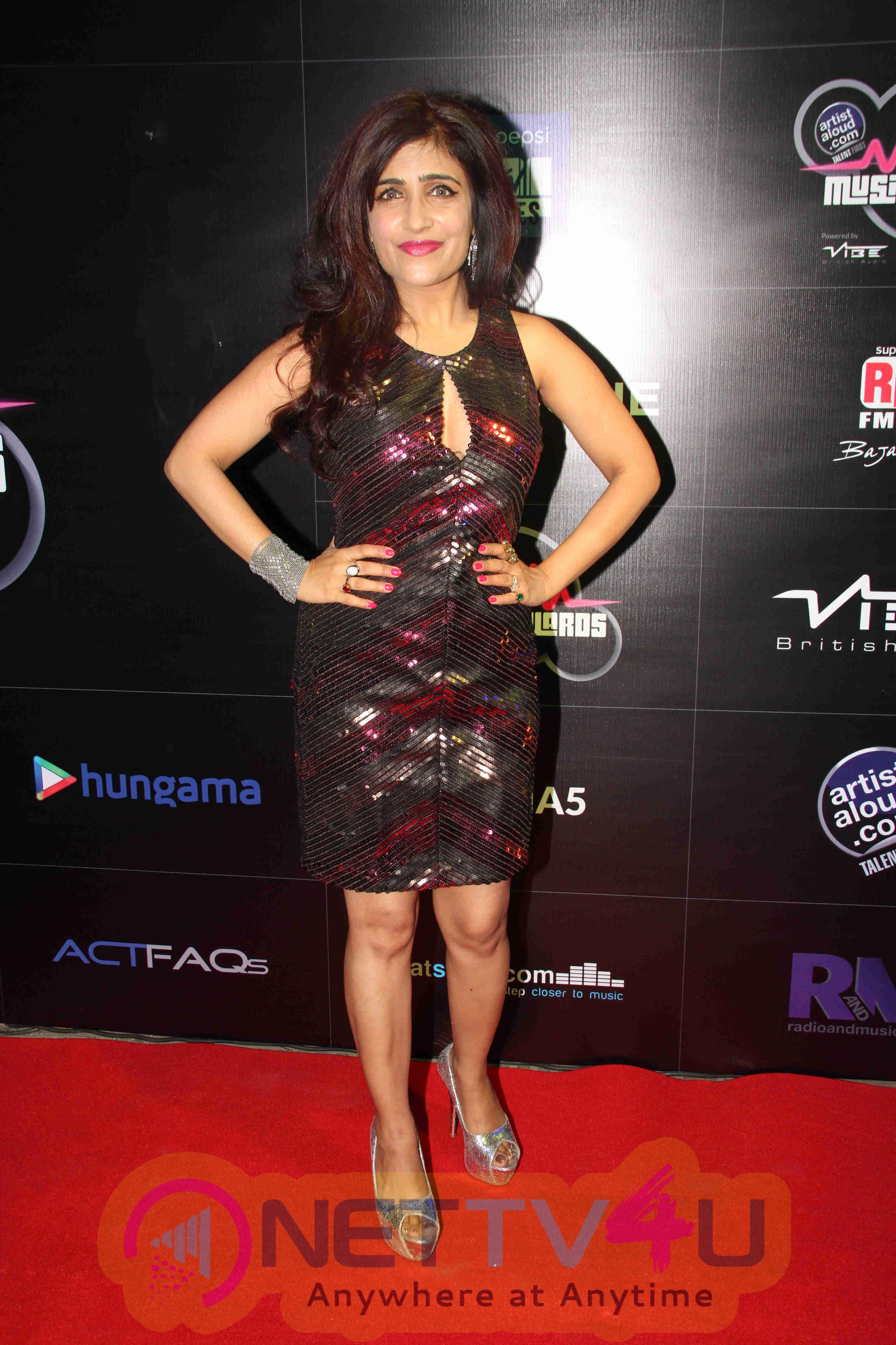 Suneeta RaoAtArtist Aloud Music AwardsStills Hindi Gallery