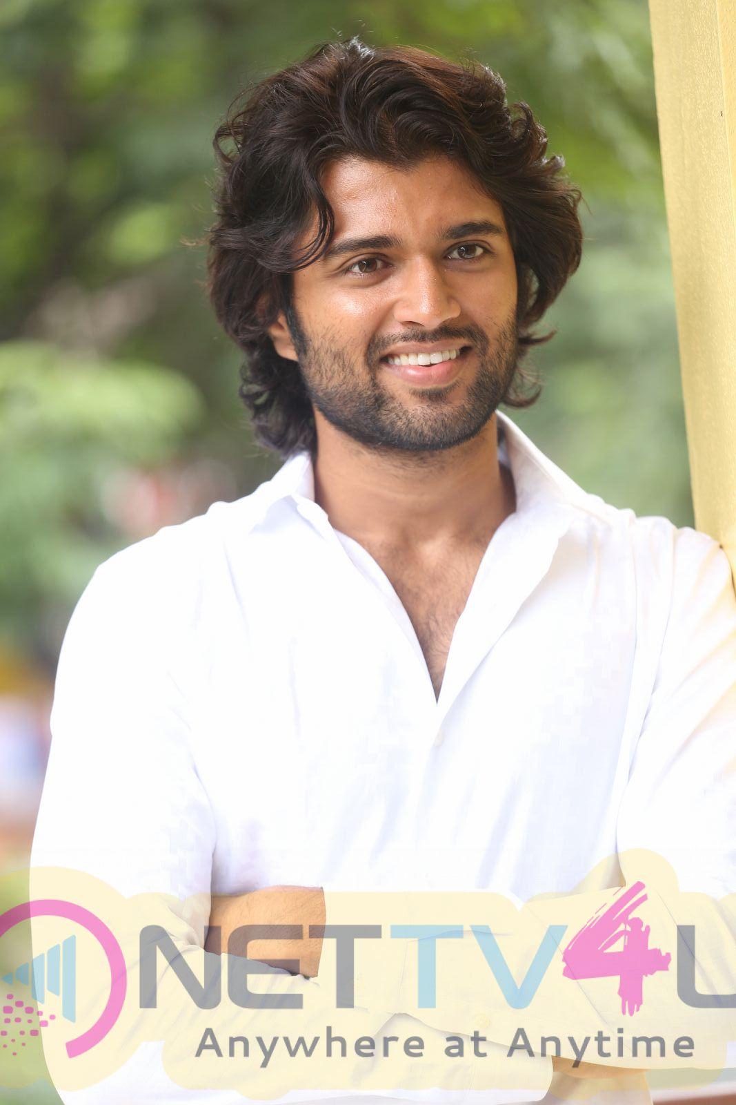 Telugu Actor Vijay Deverakonda Latest Photos