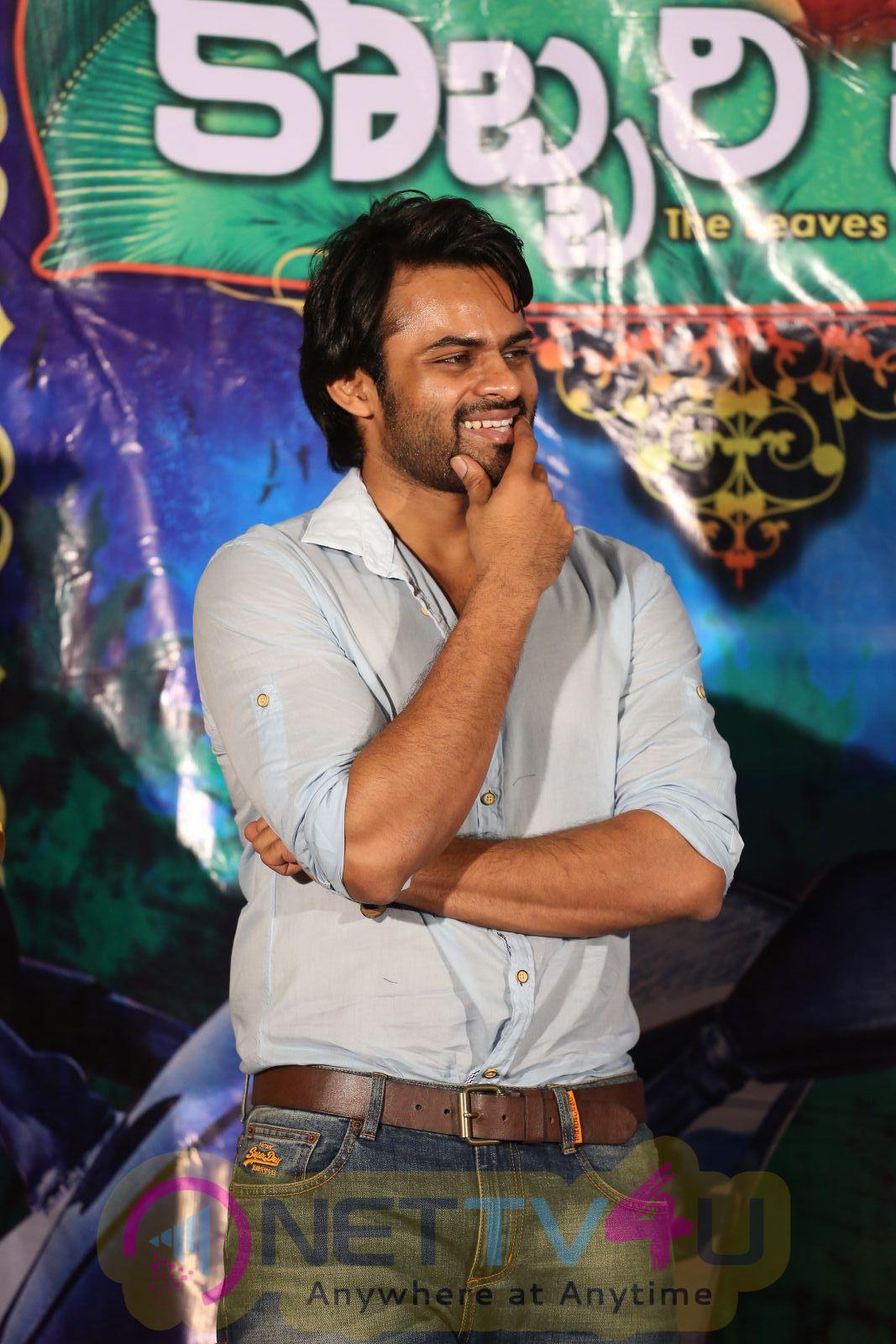 Telugu Movie Kobbari Matta Teaser Launch Attractive Photos Telugu Gallery