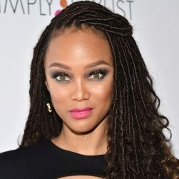 Tyra Banks English Actress
