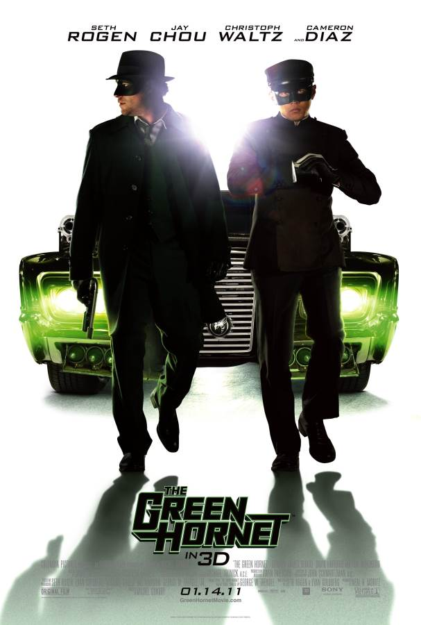 The Green Hornet Movie Review