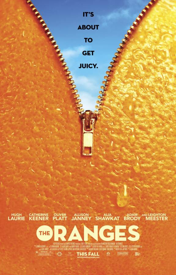 The Oranges Movie Review