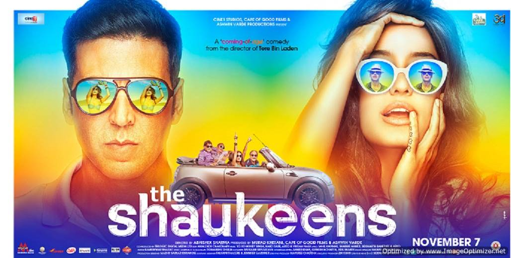 The Shaukeens Movie Review