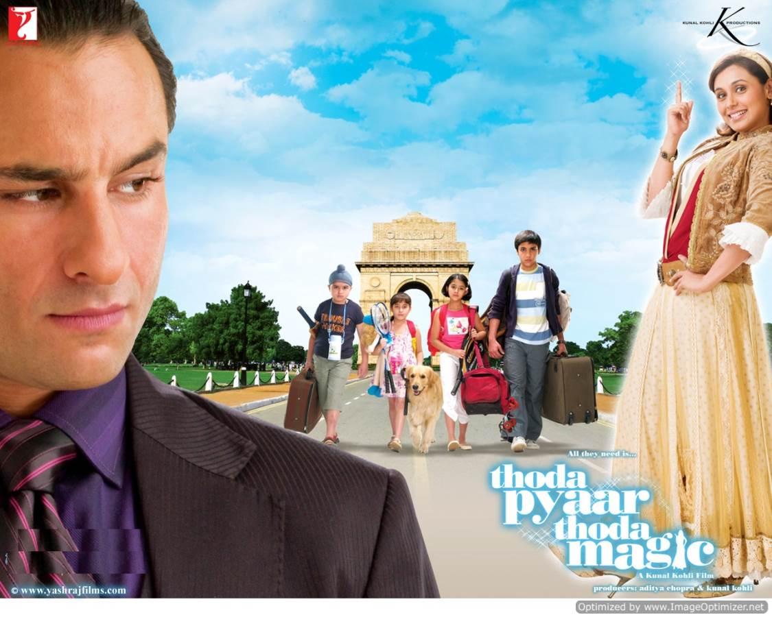 Thoda Pyaar Thoda Magic Movie Review