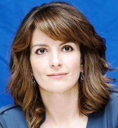 Tina Fey English Actress