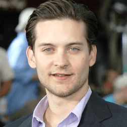 Tobey Maguire English Actor