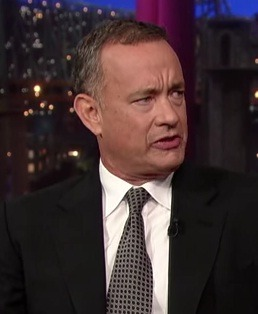 Tom Hanks English Actor