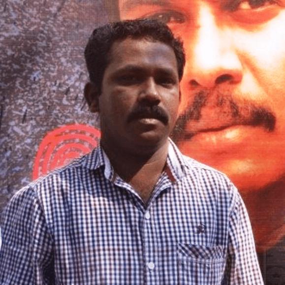 Victor Davidson Tamil Actor