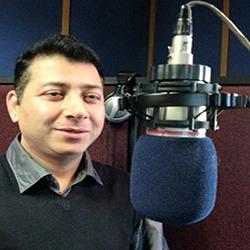 Vishal Sharma - Anchor Hindi Actor