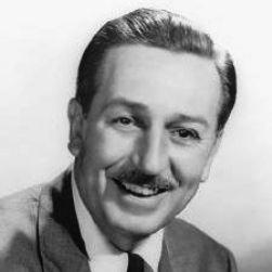 Walt Disney English Actor