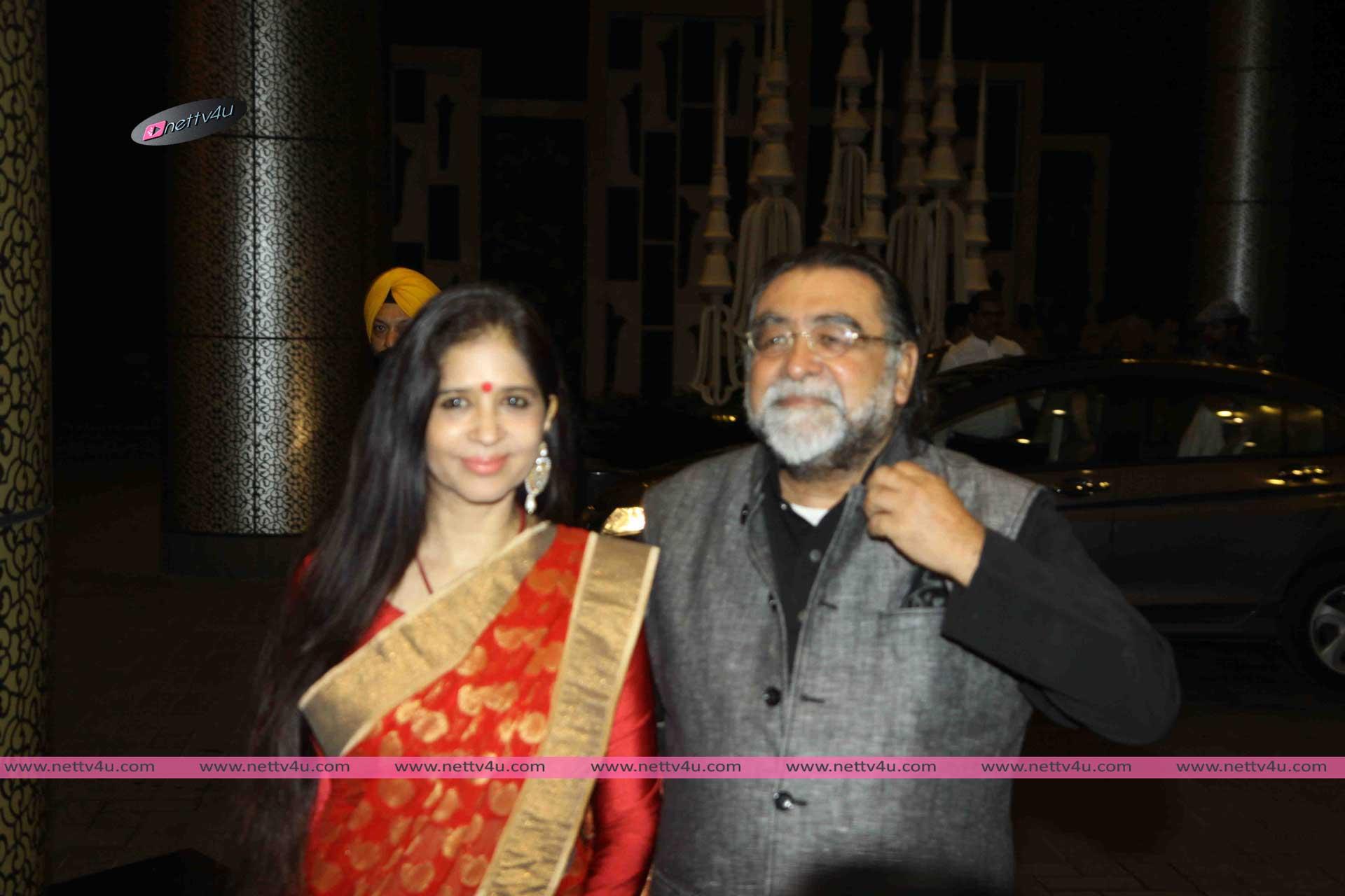 wedding reception of shahid a mira 1 01