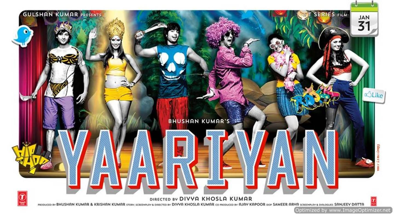Yaariyan Movie Review