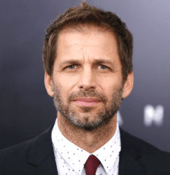 Zack Snyder English Actor