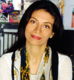 Zarina Mehta Hindi Actress