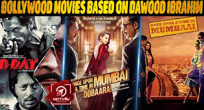 Top 10 Bollywood Movies Based On Dawood Ibrahim   Latest