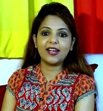 Hindi Tv Actress Sugandha Mishra Biography, News, Photos ...