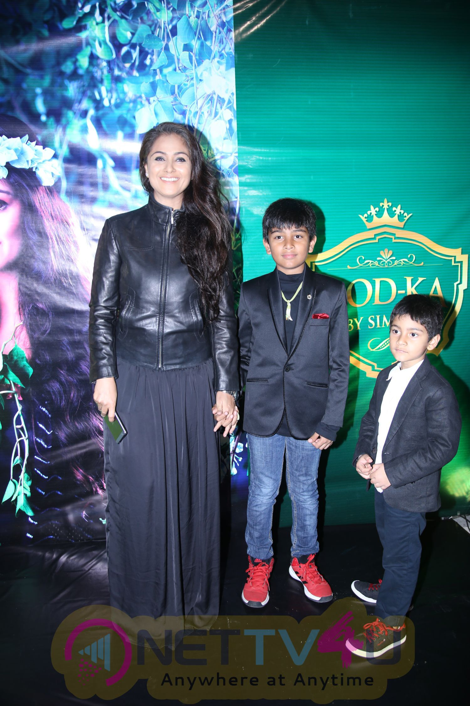 Actor Simran's Godka Shop Launch Photos