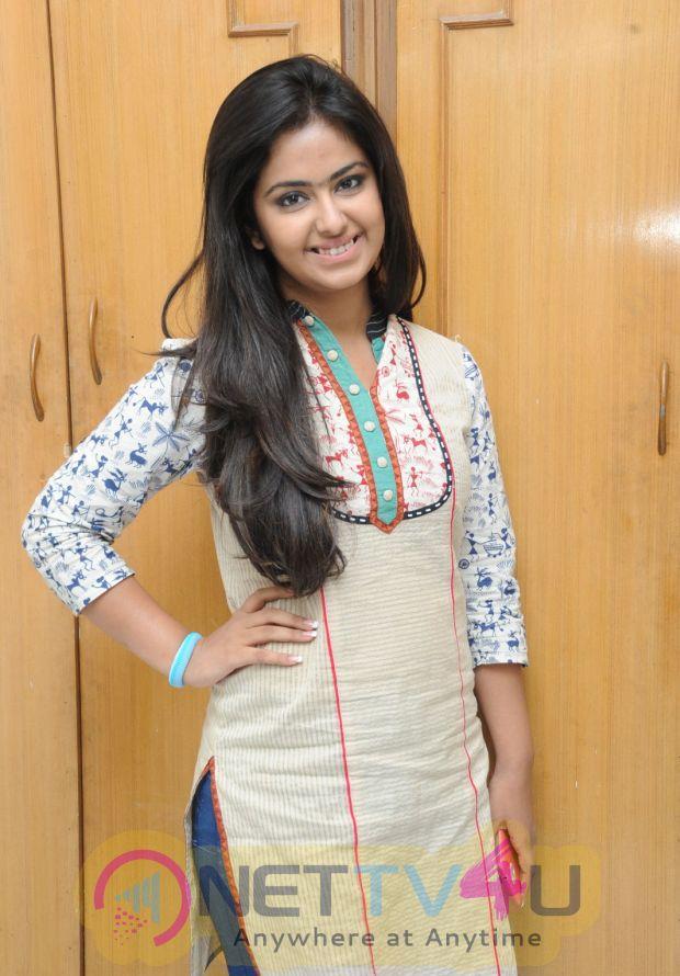 Actress Avika Gor Cute New Photos