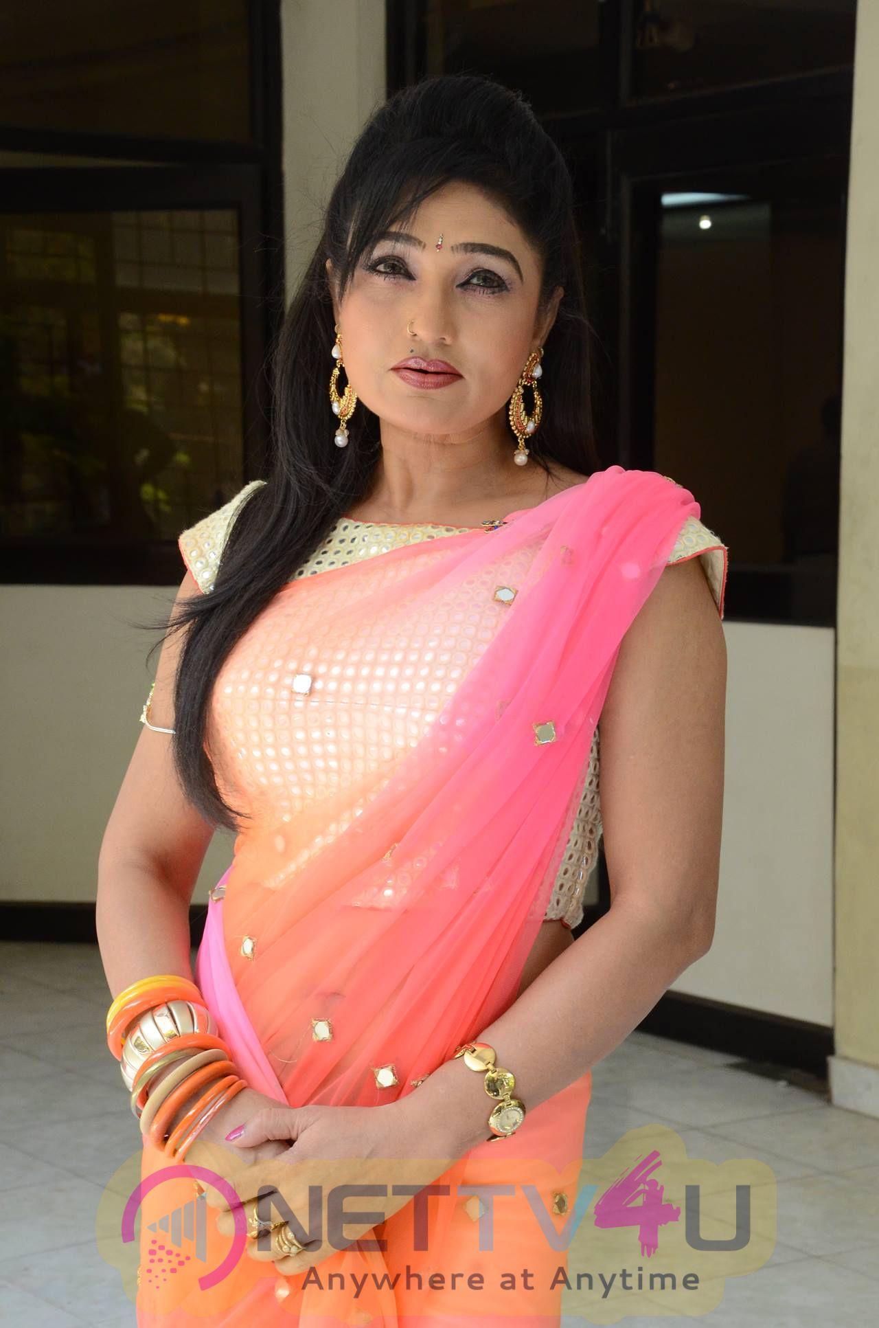 Accept. actress ramya sri