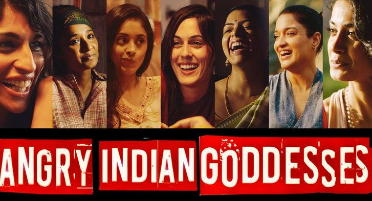 'Angry Indian Goddesses' To Be Screened At Rome!