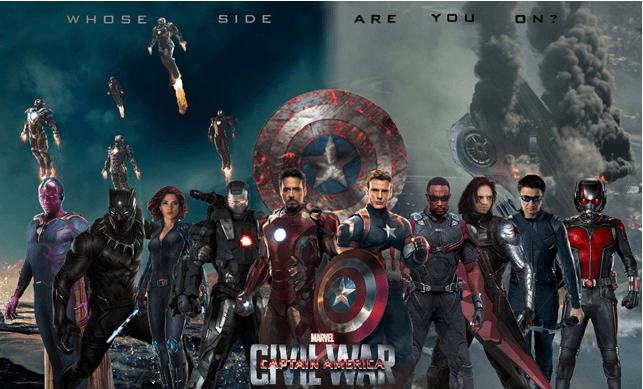 'Captain America' Is 'Team Ironman'?