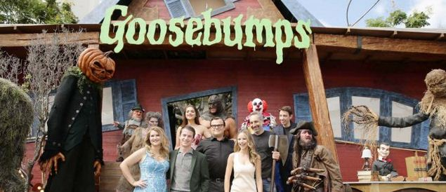 'Goosebumps' Stars At The World Premiere!