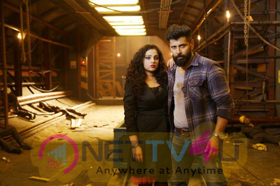 Iru Mugan Tamil Movie Latest Exclusive Still