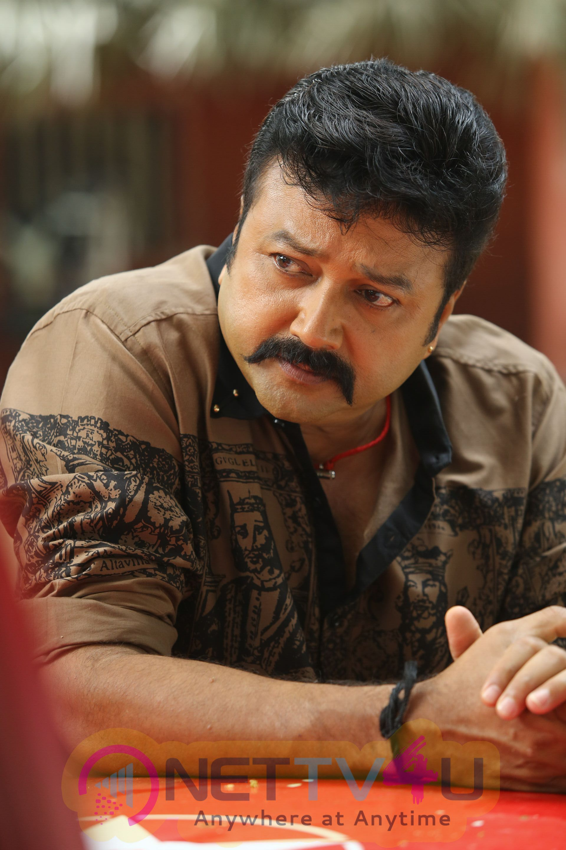 Malayalam Movie Aadu Puliyattam Latest Stills