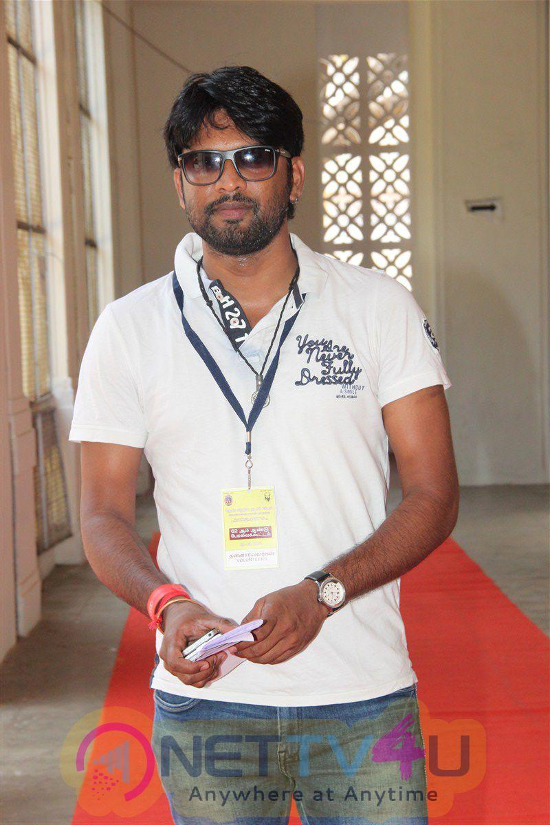 Nadigar Sangam AGM Meeting Photos  Tamil Gallery