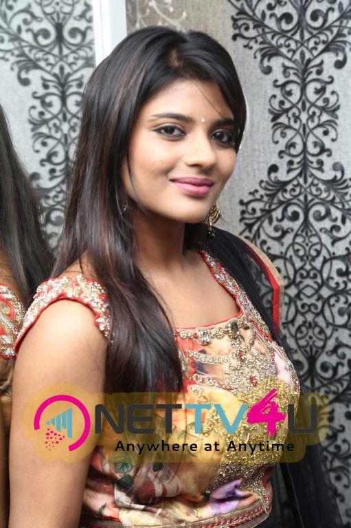 Photos Of Actress Aishwarya Rajesh At 56 Essensuals Salon Launch