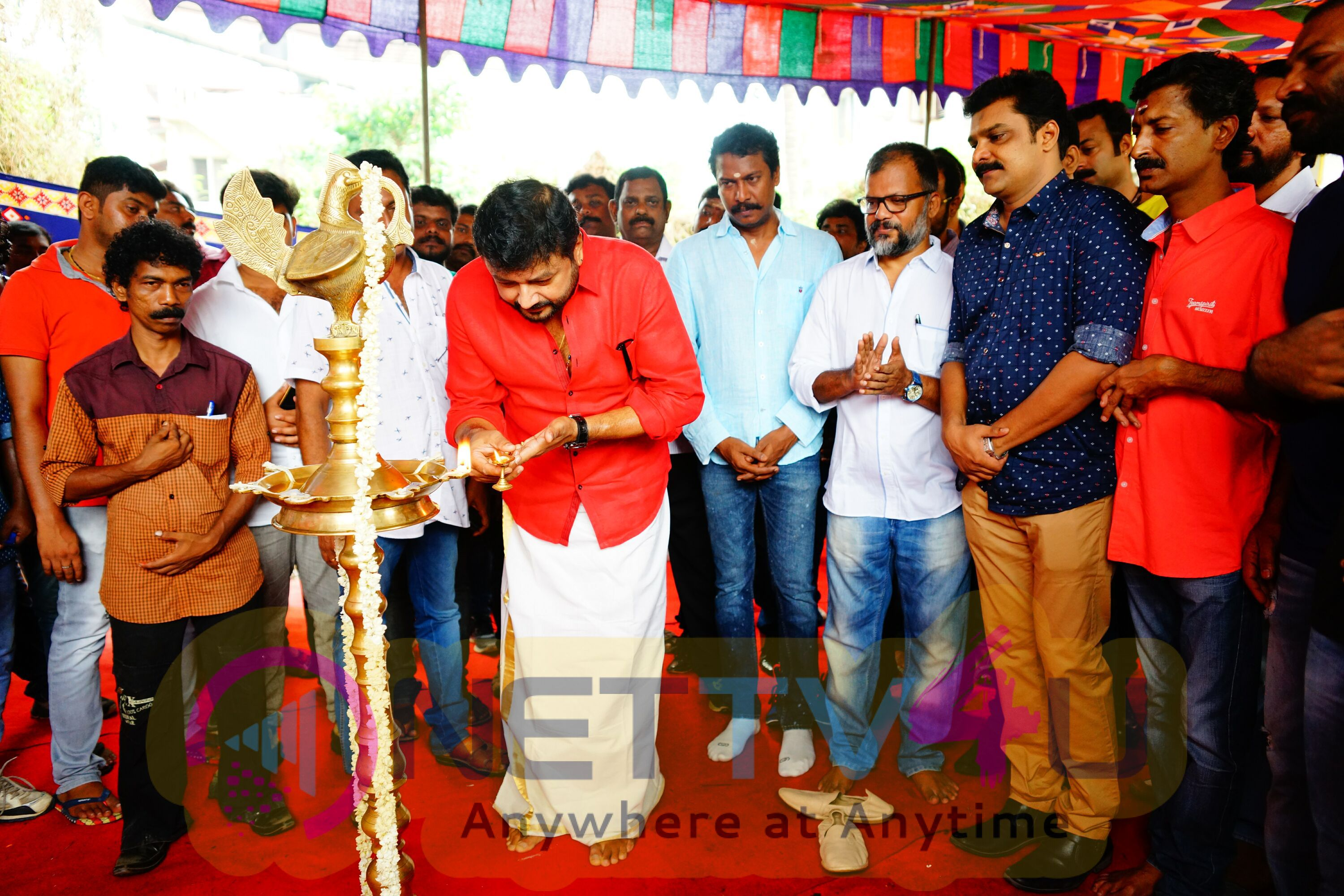 Satya Malayala Movie Pooja Function Photos