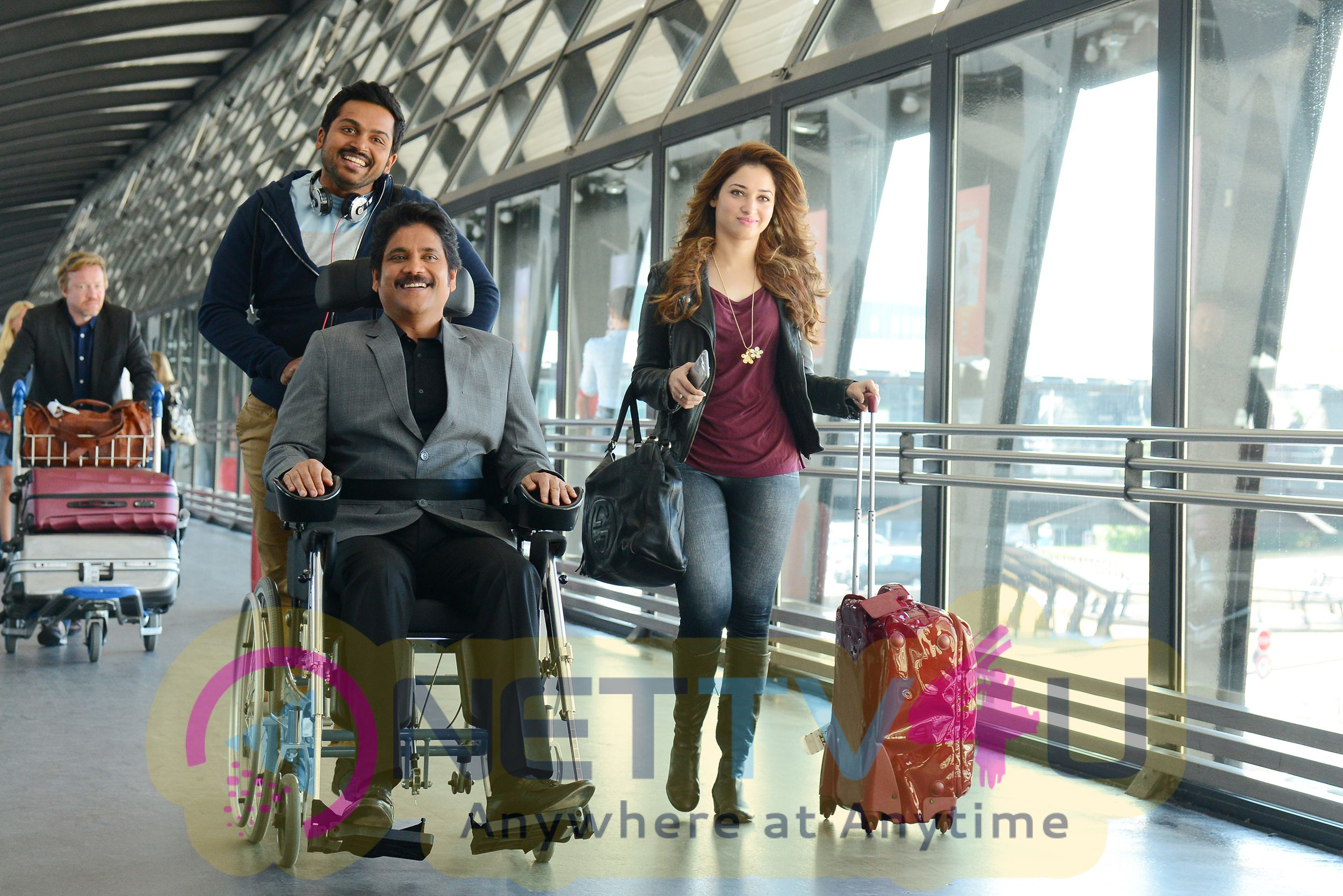 Thozha Audio Movie Launch Latest Stills