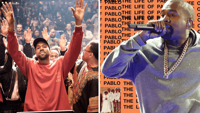""".""""The Life Of Pablo"""" Launched On All Streaming Services, Fans Going Crazy"""