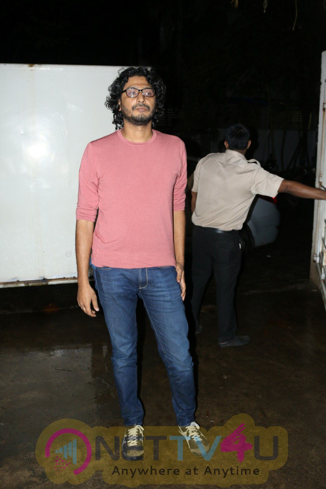Abhishek Chaubey At Screening Of Film Queen Of Katwe Images Hindi Gallery