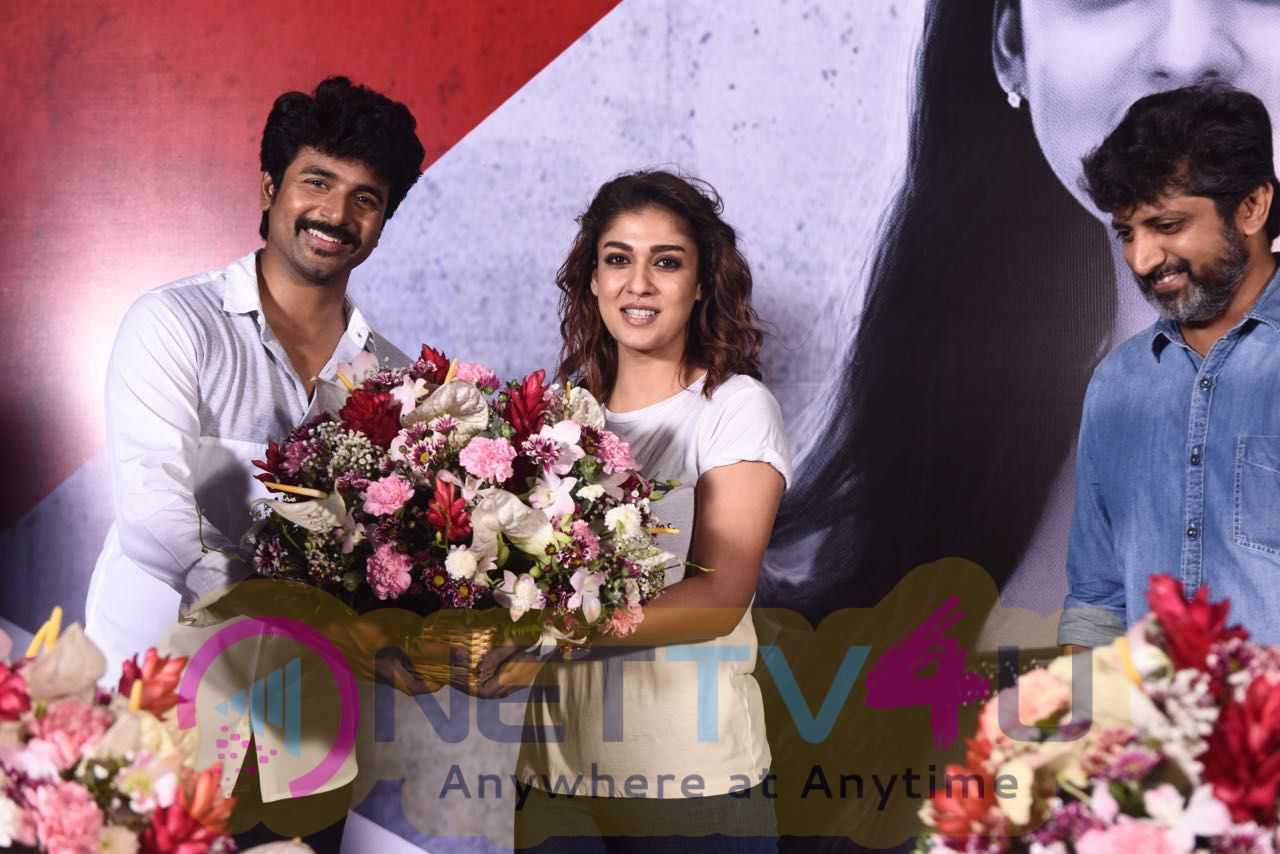 Actress Nayanthara Birthday Celebration Cute Images Tamil Gallery