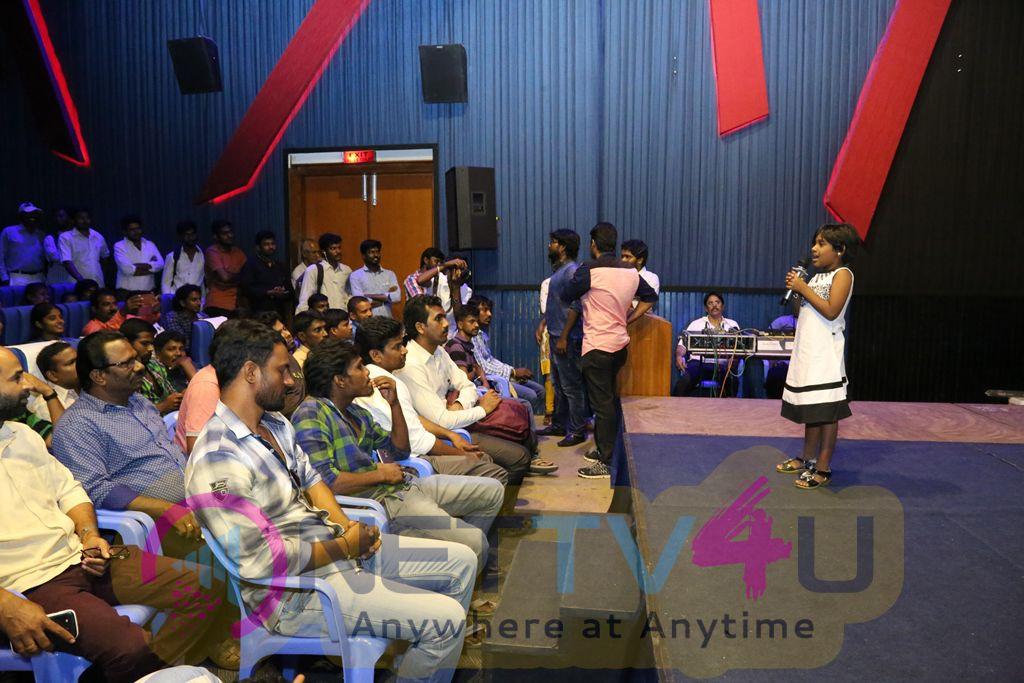 Director Ranjith Jaathigal Jakkirathai Event Photos