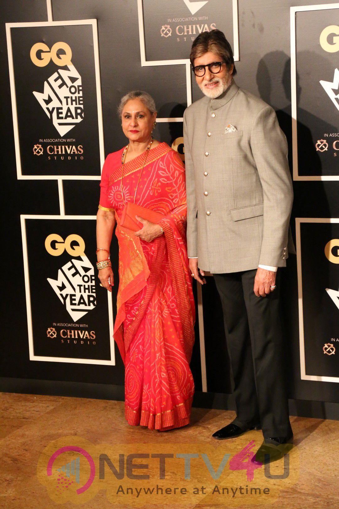 GQ Men Of The Year Awards With Amitabh Bachchan & Ranveer Singh Stills